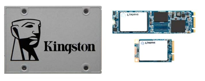 Kingston Digital Adds 2TB Capacity to UV500 Series of SSDs