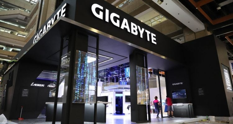 Computex 2018: GIGABYTE Updates Gaming and Professional Laptop Series