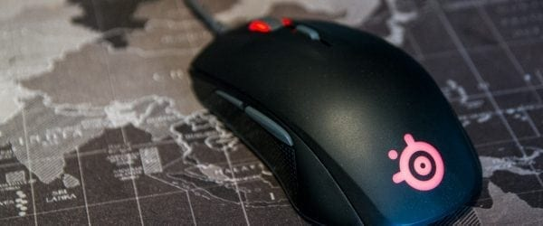 SteelSeries Rival 110 Gaming Mouse Review