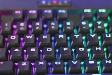 The CORSAIR K70 MK.2 Mechanical RGB Gaming Keyboard Reviewed