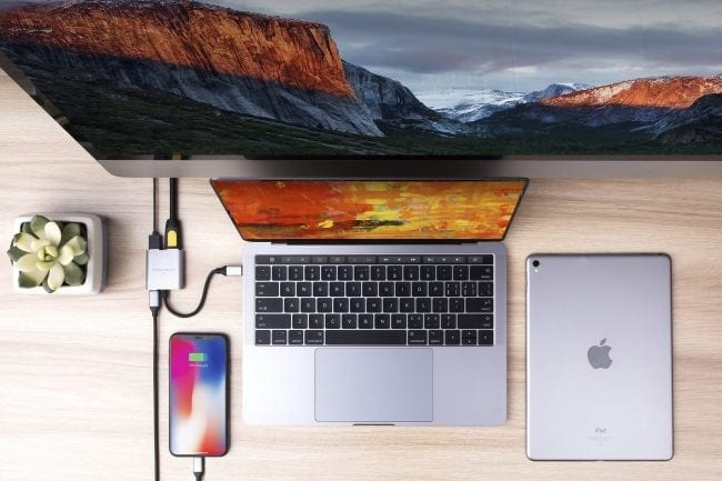 HYPER Launching Five New USB-C Hubs for MacBook