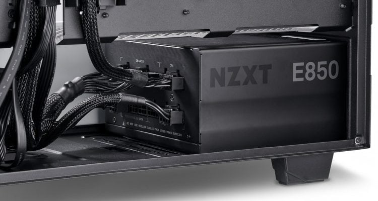 NZXT Brings the Power With E-Series PSU
