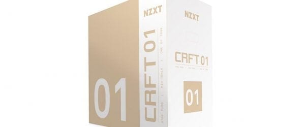 NZXT Launches Limited Edition CRFT Gaming PCs