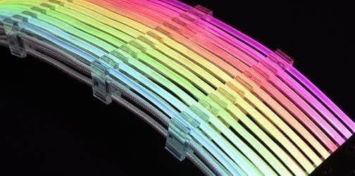 Lian Li Strimer RGB Cables Now Available For Pre-Order