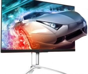 AOC Announces New Curved AGON HDR Gaming Monitor with AMD FreeSync2