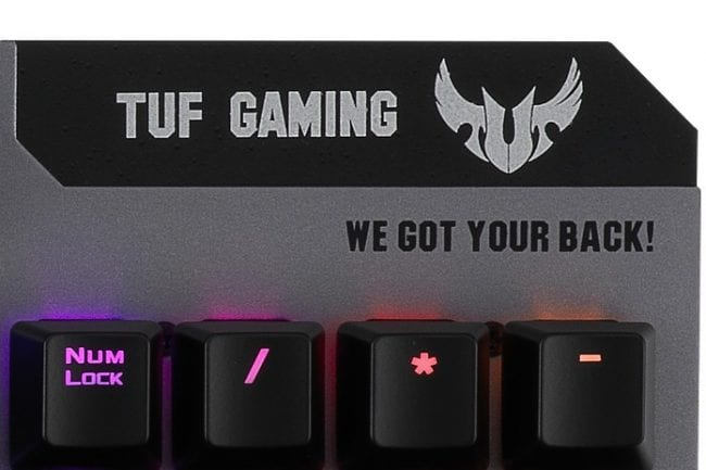 CES 2019 - ASUS TUF and ROG Gaming Keyboards Revealed c0b201899