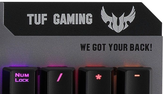 CES 2019 - ASUS TUF and ROG Gaming Keyboards Revealed
