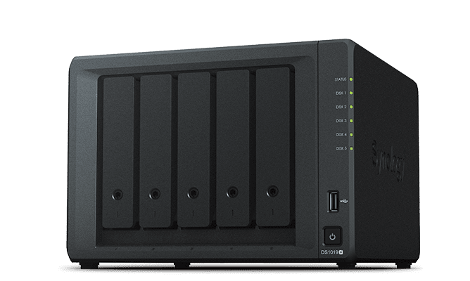 Synology Announces New DiskStation DS1019+
