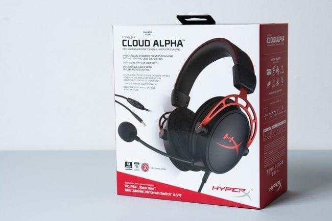 HyperX Cloud Alpha Gaming Headset Review