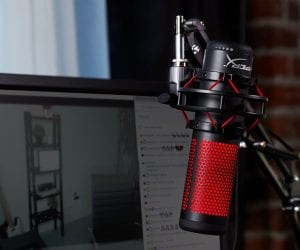 HyperX QuadCast Microphone Hits the Market