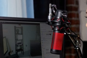 HyperX QuadCast Microphone Hits the Market