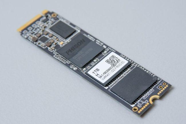 Asura Genesis Xtreme 1TB SSD - Close Up