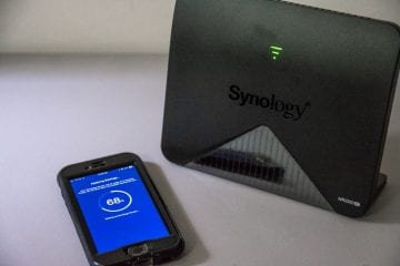Synology MR2200ac Mesh Router Review