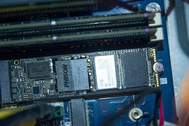Asura Genesis Xtreme 1TB SSD - It Fits!