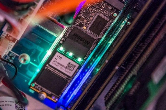 Asura Genesis Xtreme 1TB SSD - RGB