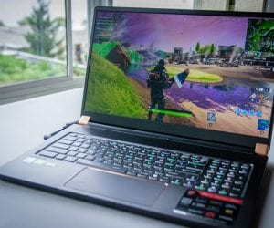 The MSI GS75 Stealth 85E Gaming Laptop Reviewed