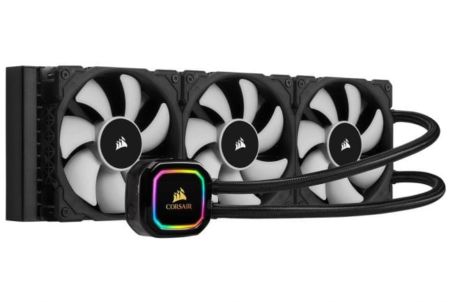 CES 2020 - Corsair A500 and RGB PRO XT Series AIO liquid Coolers