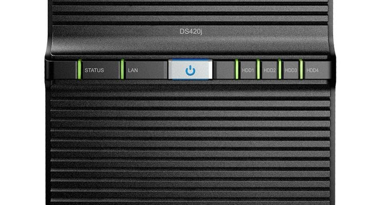 Synology Introduces DS420j