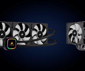 CES 2020 - Corsair A500 and RGB PRO XT Series AIO liquid Coolers
