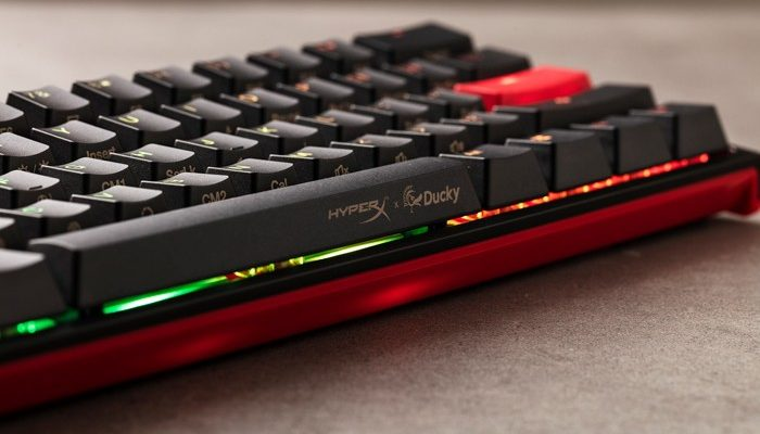 HyperX x Ducky One 2 Mini Mechanical Keyboard