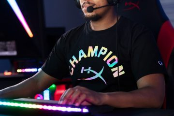 HyperX Champion Reflective Collection Athleticwear