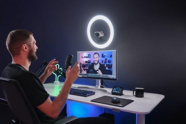 Elgato Ring Light Streaming