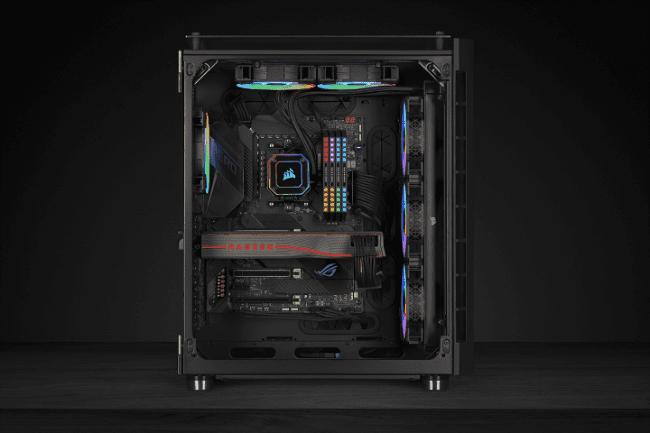 CORSAIR iCUE ELITE CAPELLIX AIO Liquid CPU Cooler H150i