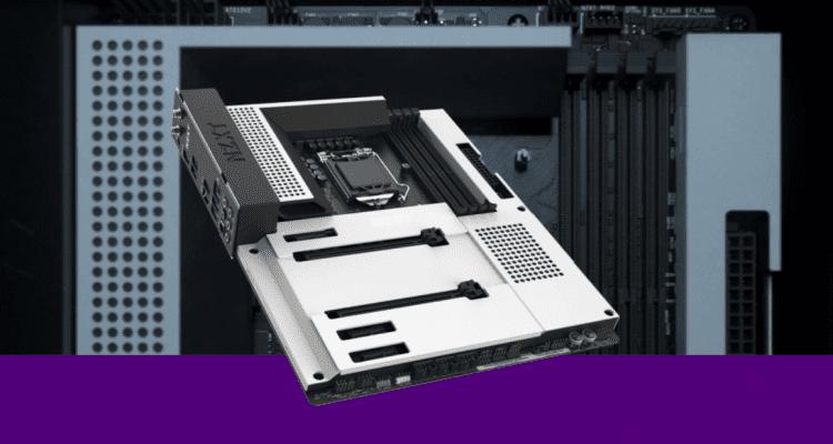 NZXT N7 Z490 Motherboard