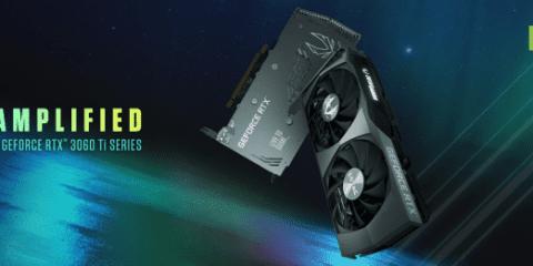 ZOTAC GAMING GeForce RTx 3060 Ti